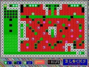 Screenshot von Blocks 1