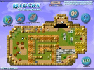Screenshot von Blocks 5