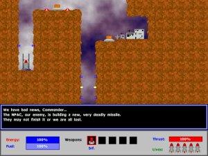 Screenshot von Missile