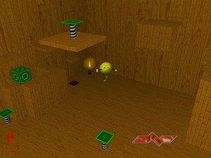 Screenshot von Blocks 2001